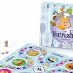 Jeu Nutrissimo Junior Fondation PiLeJe sur le salon ABC Kid'z Bordeaux 2016