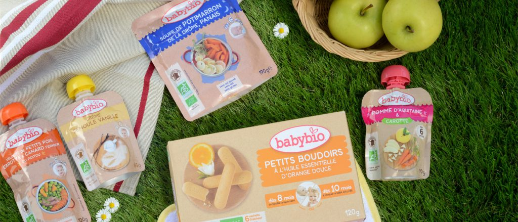 Babybio au Salon ABC Kid'z Bordeaux 2017