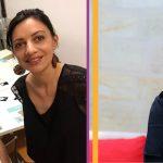 Ateliers animés par Les P'tits Sages et B for Baby au salon ABC kid'z de Bordeaux octobre 2017