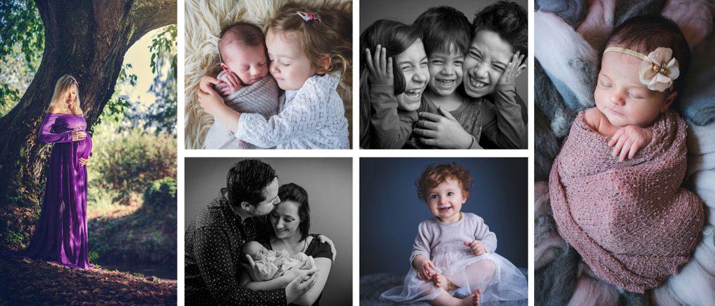 Art&Pix portrait de famille par Muriel Meynard photographe au salon du bébé et de l'enfant de Bordeaux 13 et 14 octobre 2018
