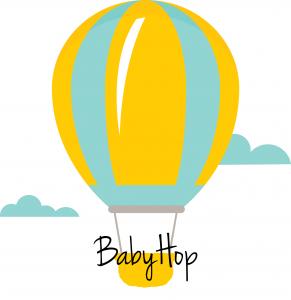 BabyHop sur l'espace start up du salon du bébé et de l'enfant de Bordeaux 13 et 14 octobre 2018