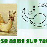 Les nomades du zen - massages assis - espace détente du salon du bébé et de l'enfant de Bordeaux ABC kid'z 13 et 14 octobre 2018