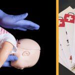 Ateliers secourisme pour enfants et pour adultes : bobologie et alertes / urgences vitales salon du bébé et de l'enfant de Bordeaux 13 et 14 octobre 2018