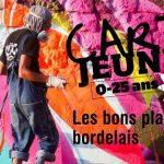 Demandez votre carte jeunes à ABC kid'z 2018 - Mairie de Bordeaux - salon du bébé et de l'enfant 13 et 14 octobre 2018