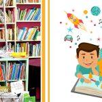 Lecture de conte théatralisée et musicale par Manuela Azevedo sur le stand de la Librairie Mollat, salon du bébé et de l'enfant de Bordeaux 13 et 14 octobre 2018