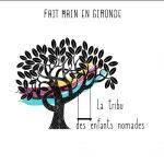 La tribu des enfants nomades sur l'espace créateurs du salon du bébé et de l'enfant de Bordeaux ABC kid'z