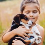 Atelier les bienfaits des animaux sur les enfants atelier salon du bébé et de l'enfant de Bordeaux ABC kid'z