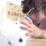 Atelier 2019 : comprendre l'électricité en construisant sa lampe Kuti Kuti salon ABC kid'z Bordeaux