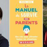 Héloïse Junier et Sandra Vivar, Psychologues, atelier manuel de survie des parents au salon du bébé et de l'enfant ABC kid'z 2019 à Bordeaux