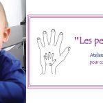 Atelier Signez avec Bébé par Les petites mains sur le salon du bébé et de l'enfant de Bordeaux ABC kid'z