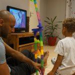 Atelier trouver des alternatives aux écrans pour nos enfants salon du bébé de Bordeaux ABC kid'z
