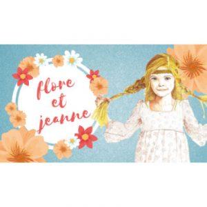 Flore & Jeanne au salon du bébé et de l'enfant de Bordeaux ABC kid'z