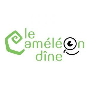 Le Caméléon dine au salon du bébé et de l'enfant de Bordeaux ABC kid'z