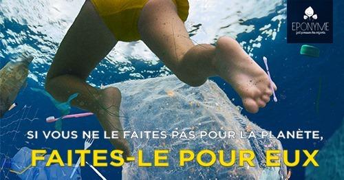 Campagne zéro déchet Eponyme Bordeaux conférence Camille Choplin
